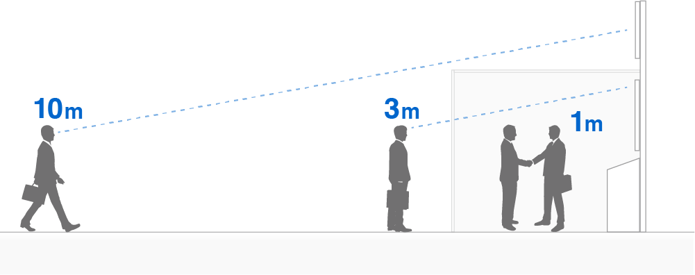 展示会パネルの役割 概念図